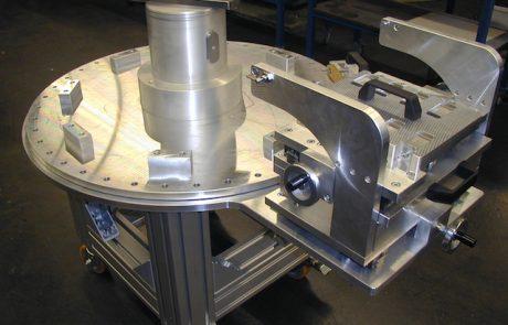 Magnetmontagevorrichtung für Rotoren